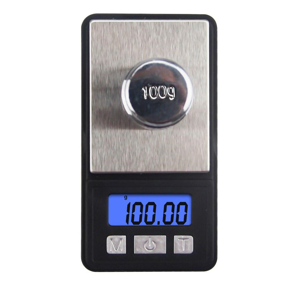 Цифровые карманные весы 0,01 г, портативные электронные весы с ЖК-дисплеем для ювелирных изделий, весы с золотыми бриллиантами, весы для взвеш...