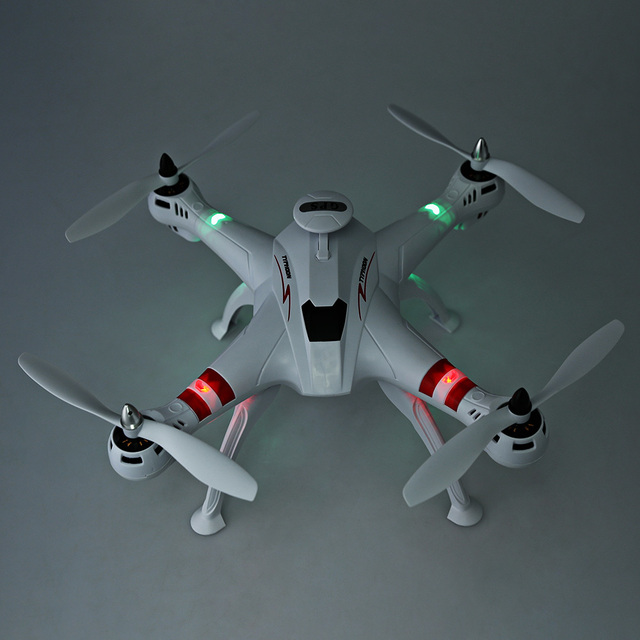 Professional Headless Brushless Plastic Remote Control Drone