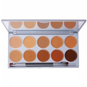 Contouring Cream Professional Concealer Palette