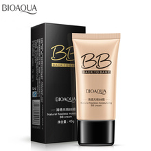 BIOAQUA natural pore cover moisturizing BB Creams whitening beauty face cosmetics foundation makeup base concealer