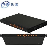 Video Wall Controller HDMI VGA AV USB Processor 2x3 Six Images Stitching Image Processor 6 TV