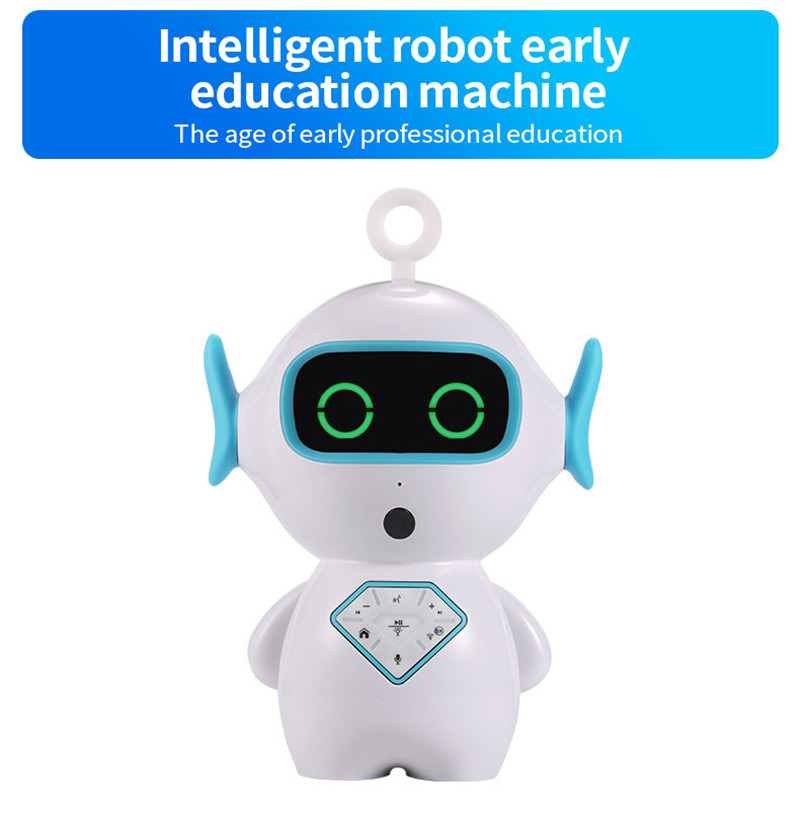 Leory Intelligent Smart Robot Watch Follow Gesture Senso Toys Programmable Education Auto Music Dance Rc Robot For Christmas Diversified In Packaging Consumer Electronics