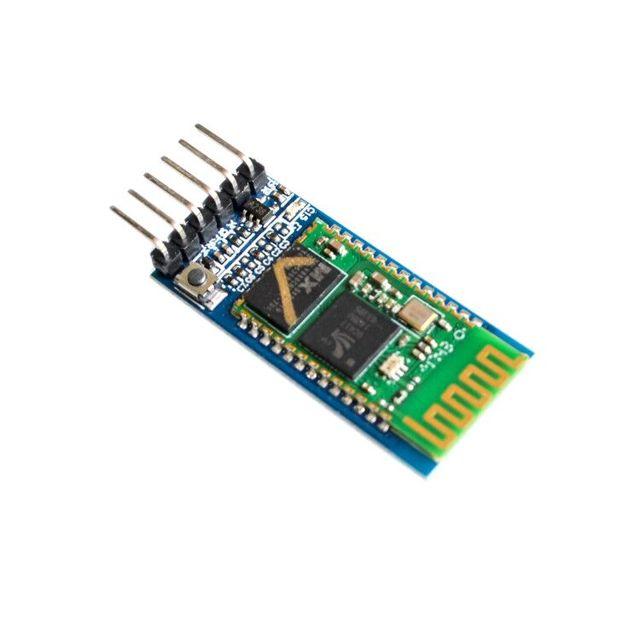 HC05 HC-05 подчиненная 6pin JY-MCU антиреверса, встроенный Bluetooth модуль последовательной сквозной, беспроводной последовательный