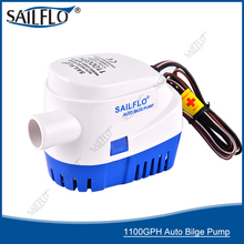 submersible boat automatic bilge pump 12V 1100GPH