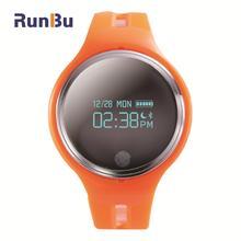 E07 Смарт часы Bluetooth 4.0 часы Спорт Смарт Браслет IP67 Водонепроницаемый Фитнес трекер Браслет для iOS и Android
