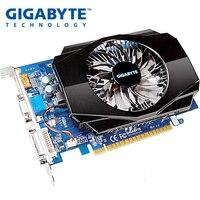 Используется видеокарт GIGABYTE оригинальный GT630 2 Гб 128Bit GDDR3 Графика карты для nVIDIA видеокартами Geforce GT 630 Hdmi Dvi на продажу