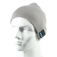 DULCII Sport freisprecheinrichtung Bluetooth-headset Warme Strickmütze Bluetooth Kopfhörer für Xiaomi für iPhone für Samsung etc.