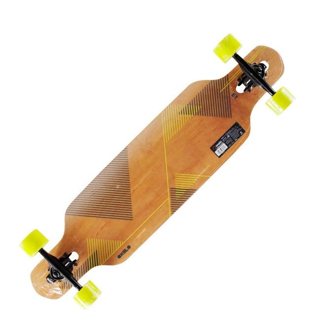 free shipping skate board long board 95x23 8cm in skate board from