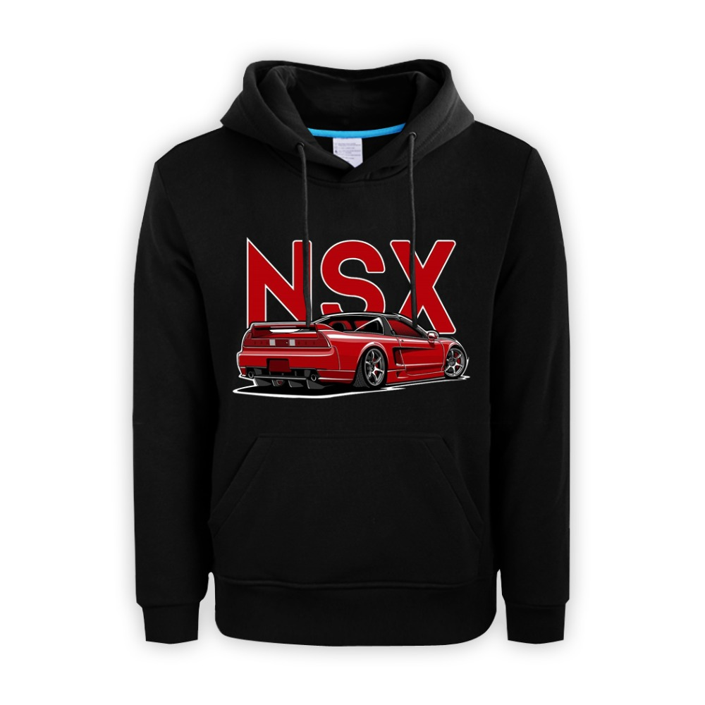 Acura NSX Sweatshirt Mens Pullover Hoodie Vantage Acura NSX - Acura clothing