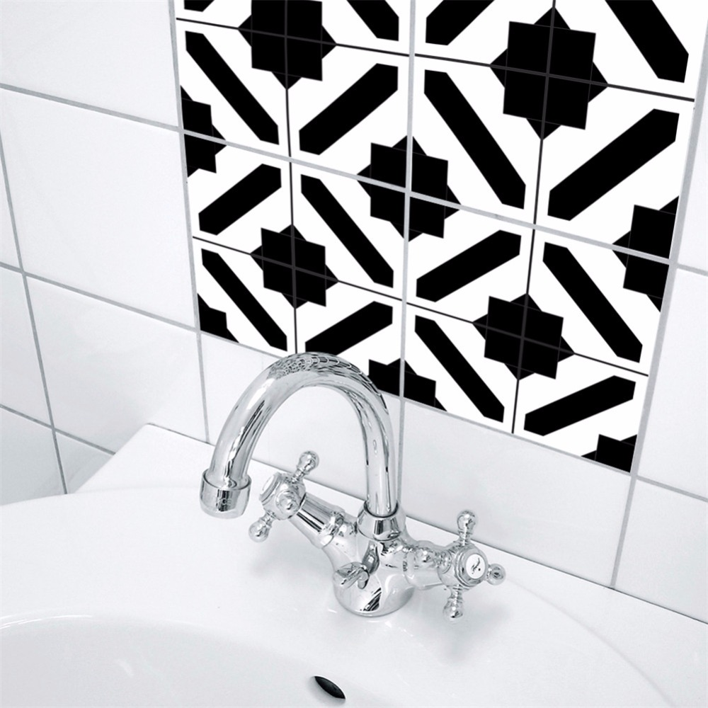 Outstanding Bathroom Decals For Tiles Image Collection - Bathroom ...