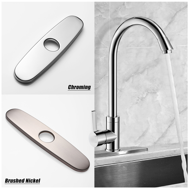 Brushed Nickel Vs Chrome Faucet