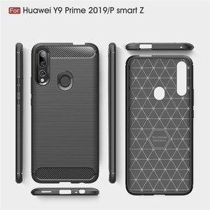 Image 5 - Para Huawei P Smart Z funda protectora suave de silicona TPU funda de teléfono para Huawei P Smart Z funda trasera para Huawei P Smart Z