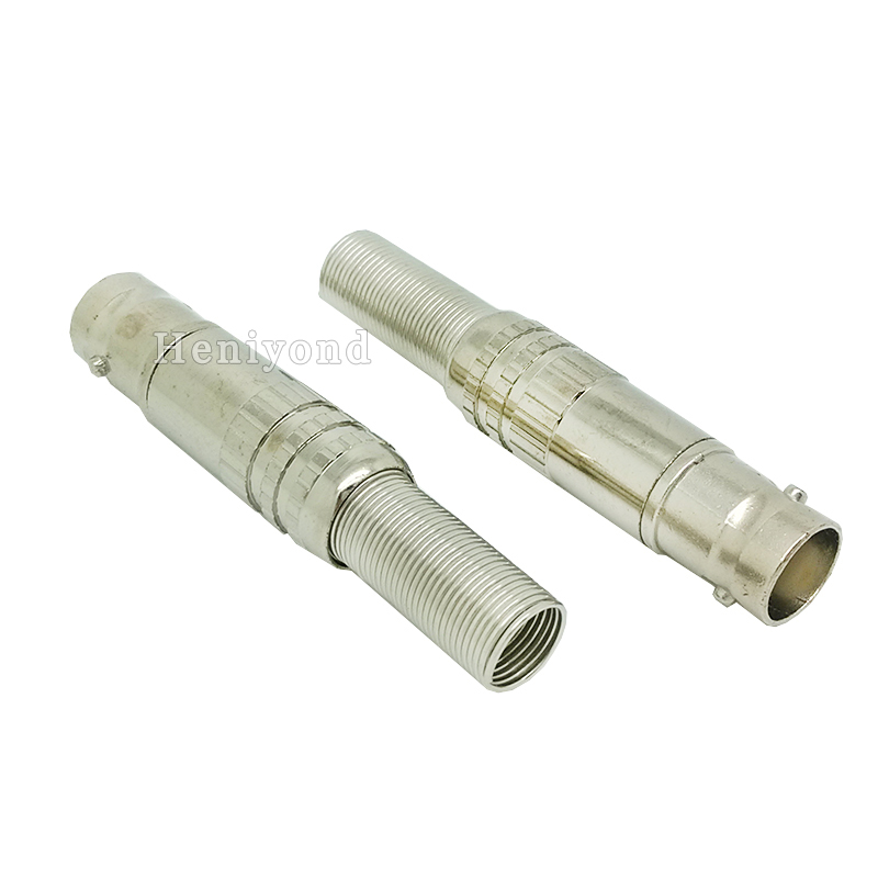 YP61 BNC Female To BNC Female Connector couplers Adapter For CCTV Camera Lot