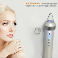 6 Files Deadskin Peeling Removal Facial Pore Cleaner Blackhead Removal Vacuum Suction Face Pores Nose Blackhead