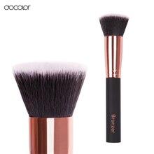 Docolor  foundation brush 1PCS professional  Large Flat Top Liquid Makeup Brush Beauty Essential Women Cosmetic Tool