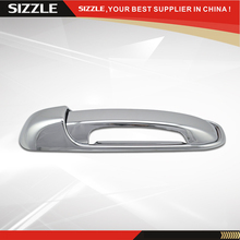 2002 2003 2004 2005 2006 2007 Liberty Chrome Tail Gate Handle Cover No Keyhole Chromium Styling Accessories For JEEP