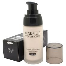 40 ml Whitening Liquid Foundation Concealer Moisturizer Oil-control Waterproof Makeup