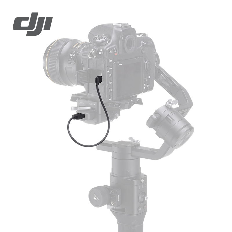 DJI Ronin-S Multi-Camera Control Cable (Type-C) For Connects Camera With A Type-C Port To The Camera Control Port Of The Ronin-S