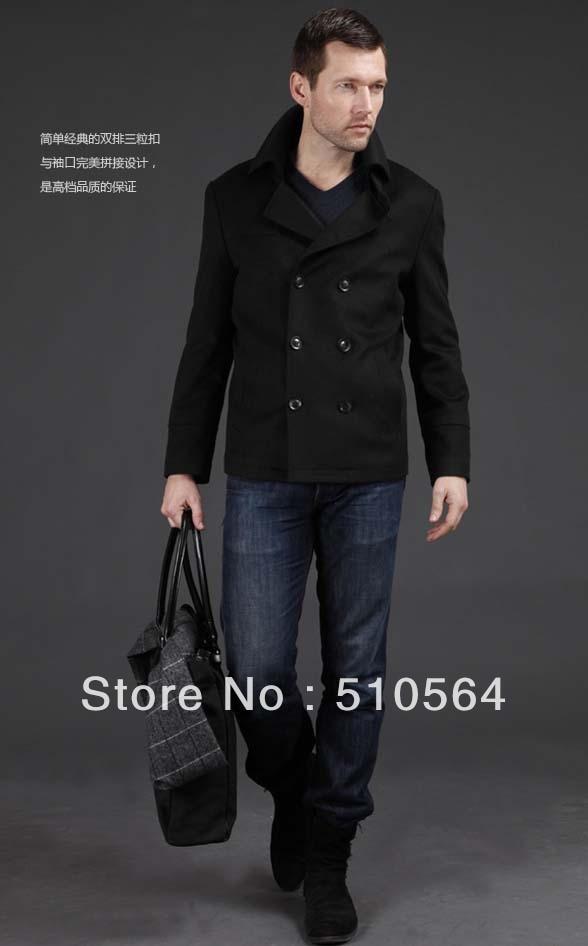 Popular Short Mens Coats-Buy Cheap Short Mens Coats lots from ...