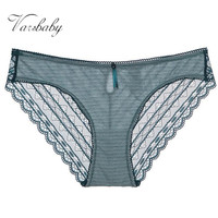 Varsbaby 2016 Sexy Girl Low Waist Soft Cotton Underwear Women
