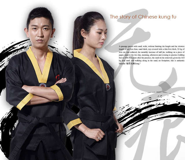 Classic Jeet Kune Do Uniforms Black JKD Suits Kung Fu nunchakus clothing  Martial Arts Outfits training clothes for adult child