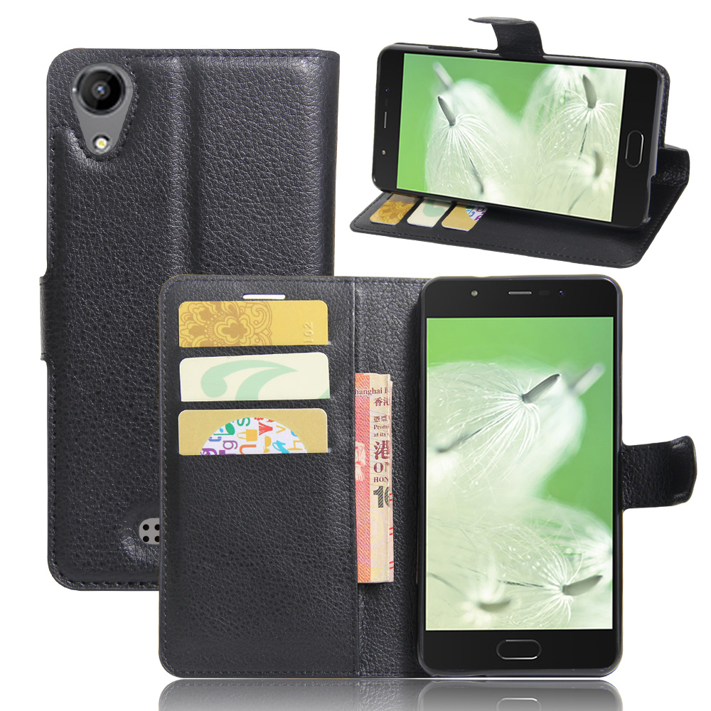 For WIKO UFeel GO case cover ,<font><b>New</b></font> <font><b>2017</b></font> Lychee leather wallet stand <font><b>phone</b></font> case cover For WIKO UFeel GO