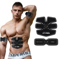 Smart Lazy Man Fitness Machine EMS ABS Abdominal Muscle Training Machine Kit Rechargeable