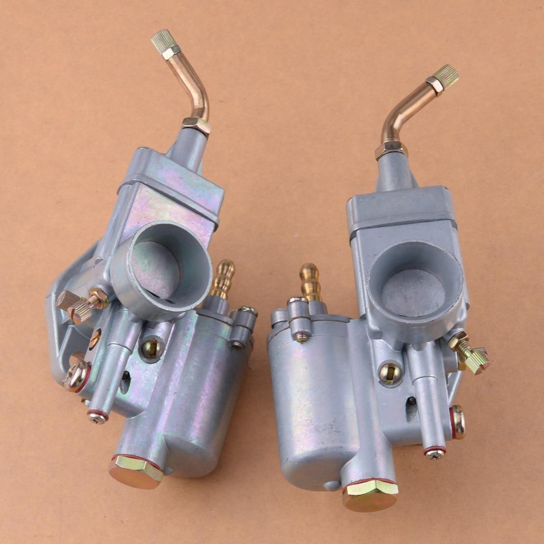 1 paire 28mm Carb paire Vergaser carburateur Carby fit pour K302 BMW M72 MT URAL K750 MW Dnepr