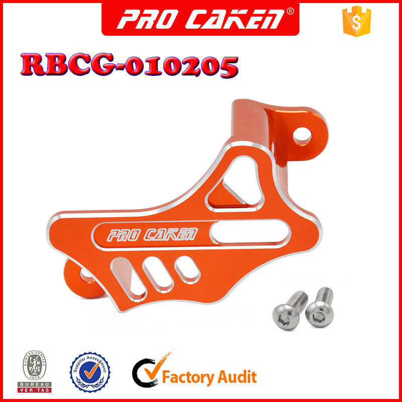 PRO CAKEN CNC Rear Brake Caliper Guard Protector for CRF250R CRF250X CRF450R CRF450X