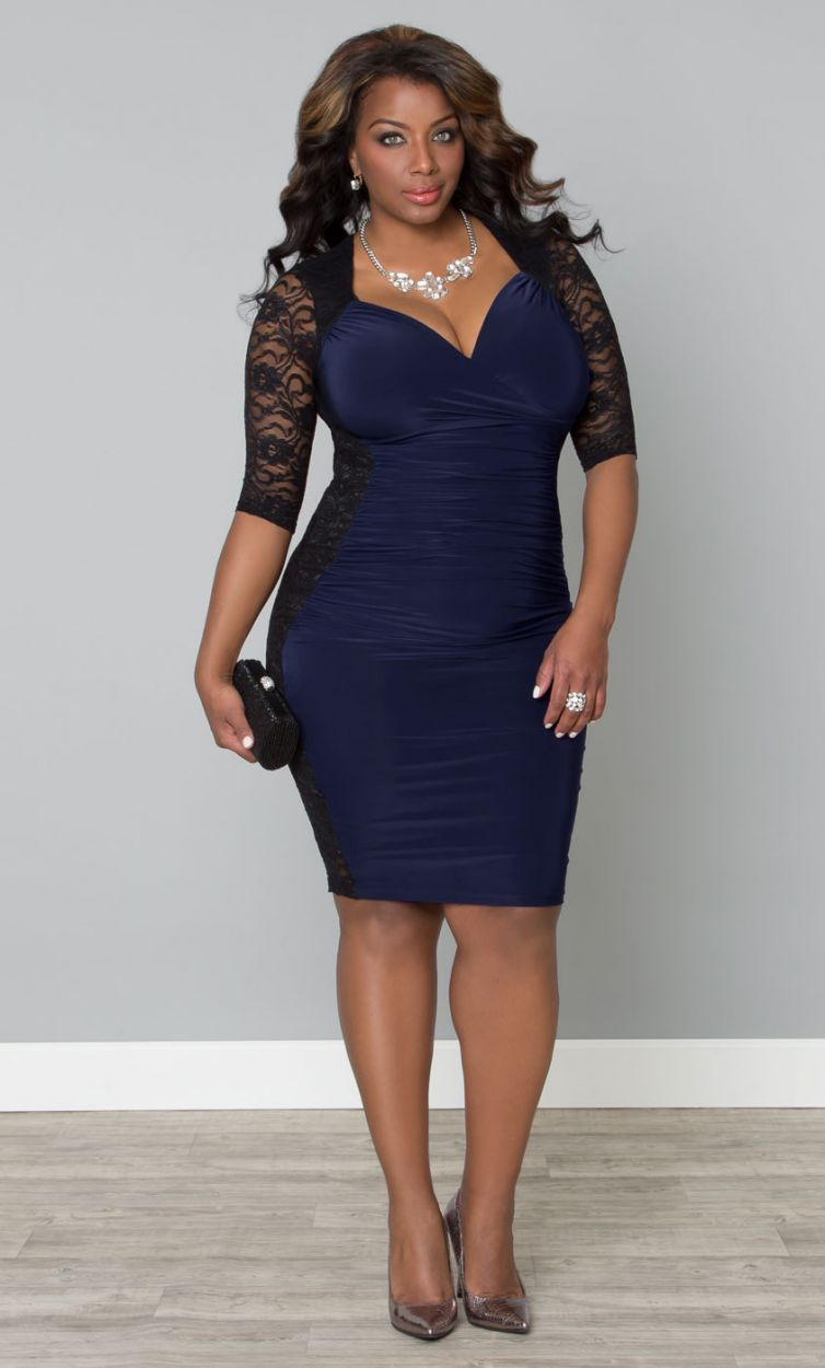 Plus Size Dresses Cocktail - Ocodea.com