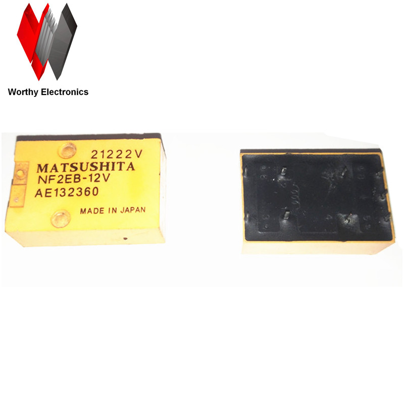 wholesale 10pcs lot relay NF2EB 12V
