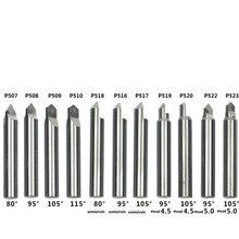 Поднимайте лучшее качество карбида стали концевой фреза для ключа режущего станка сверла частей слесарные инструменты цена за одну штуку