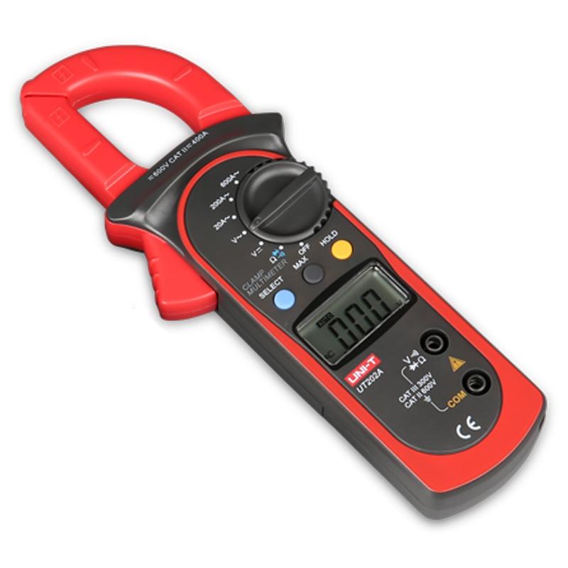 UNI-T UT202A 400-600A Ditgital árammérő diagnosztikai eszköz - Mérőműszerek - Fénykép 2