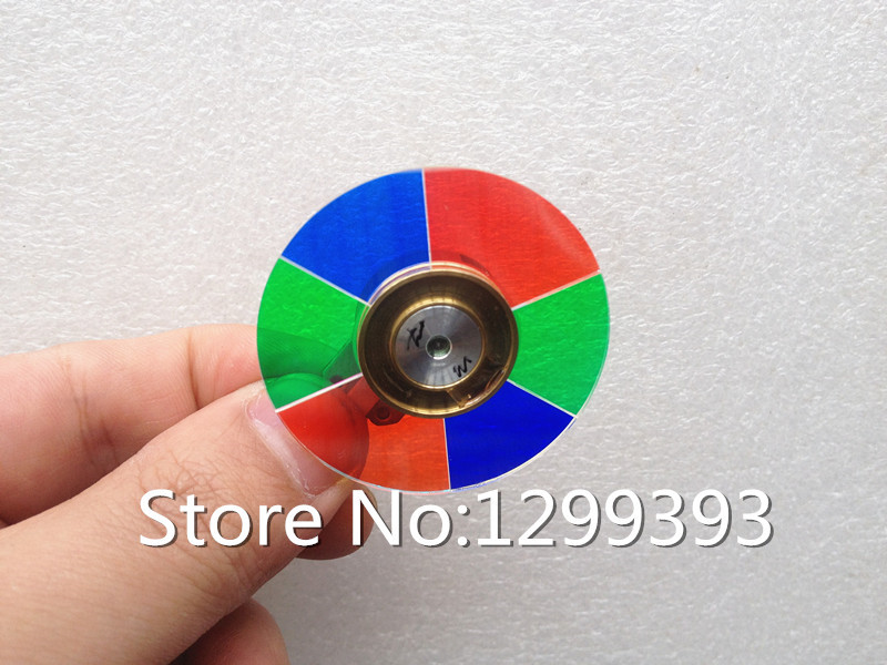 Projector color wheel for  Optoma H57  Free shipping projector color wheel for optoma hd66 hd67n