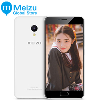 Original Meizu M5 Meilan 5 16G 2GB Global Firmware OTA Mobile Phone MTK MT6750 Octa Core 5.2