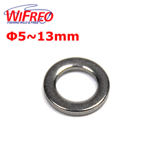 100pcs Solid Fishing Ring Jigging Fishing Assistant Hook Stainless Saltwater Lure Heavy-duty Stainless Solid Rings Not Rust