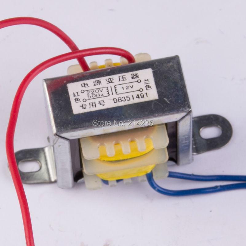 Haushaltsgeräte Zielstrebig Elektrische Waschmaschine Kleinen Transformator Vier Linien 220 V 12 V 150ma Reiskocher Kochtopf Transformator Stabile Konstruktion