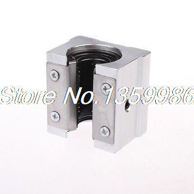 8 pièces 16mm SC16VUU linéaire roulement à billes roulement maison avec roulement LM16UU