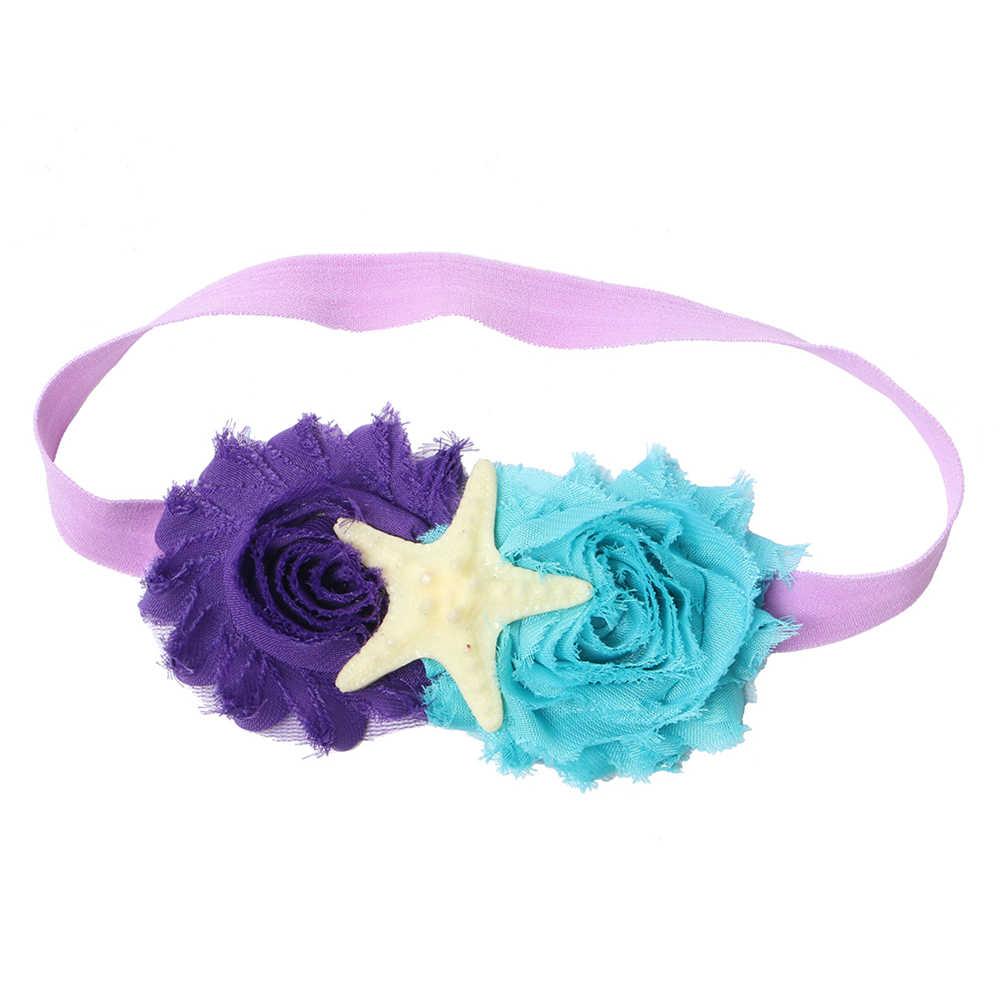 Русалки юбка-пачка для девочек с повязкой на голову, комплект «Подводное царство» вечеринка в честь Дня рождения; детское платье; платье принцессы для девочек костюм русалки