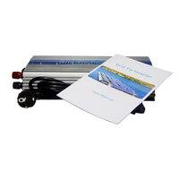 DECEN 20 45Vdc 2PCS 1000W Pure Sine Wave Solar On Grid Inverter Output 90 140V Grid