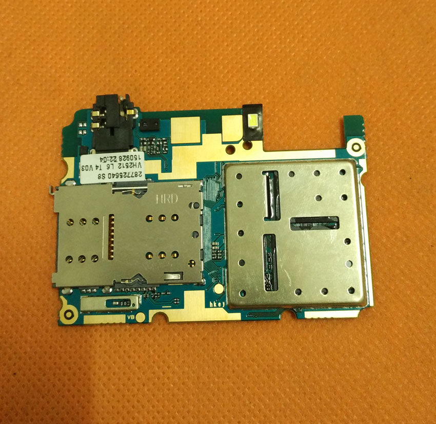 Mainboard originale 2G RAM + 16G ROM Scheda Madre per Elefono M1 5.5 pollici MT6735 Quad Core HD 1280x720 di Trasporto liberoMainboard originale 2G RAM + 16G ROM Scheda Madre per Elefono M1 5.5 pollici MT6735 Quad Core HD 1280x720 di Trasporto libero