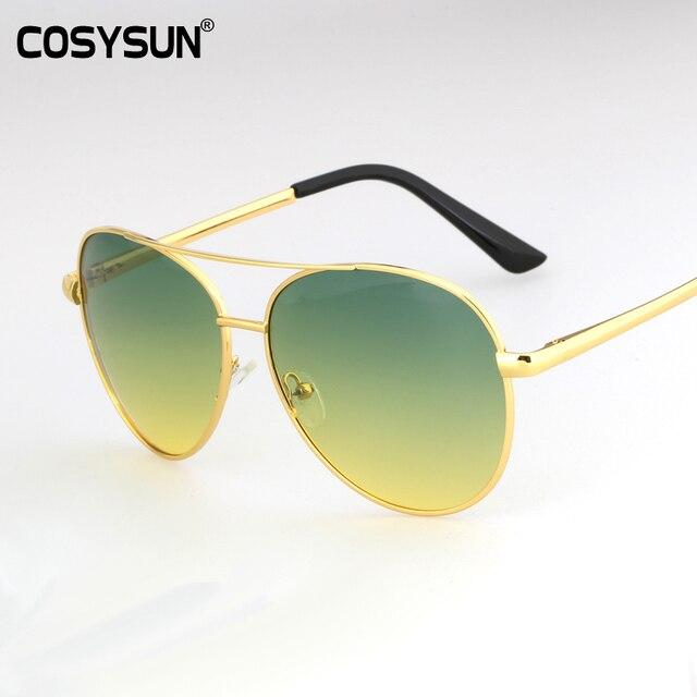 a38fb60405608c 2016 Jour Nuit Vision Lunettes Conduite lunettes de Soleil Polarisées hommes  voiture Conduite Lunettes Anti-