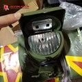 Alconstar для BMW R1 R50 R71 M72 Урал CJ-K750 мотор оригинальный зеленый цвет сторона автомобиля передняя противотуманная фара боковая фара