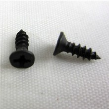 Flat head tapping screw screw 2*6mm hardware fastener frame accessories