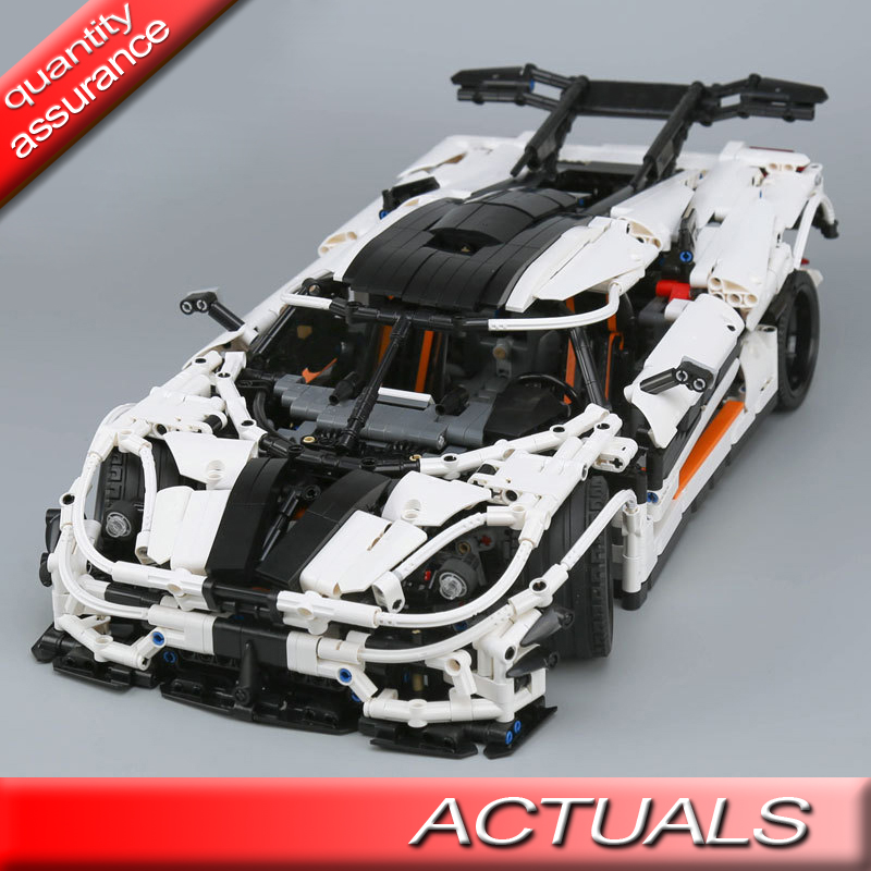 lepin 23002 yile technic series koenigsegg one 1 building. Black Bedroom Furniture Sets. Home Design Ideas