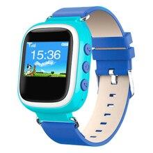 2016สมาร์ทนาฬิกาดิจิตอลสำหรับเด็กbuletoothซิลิโคนเด็กm ontreจีพีเอสsosโทรสำหรับapple iphoneและandroid gps/กดโทร