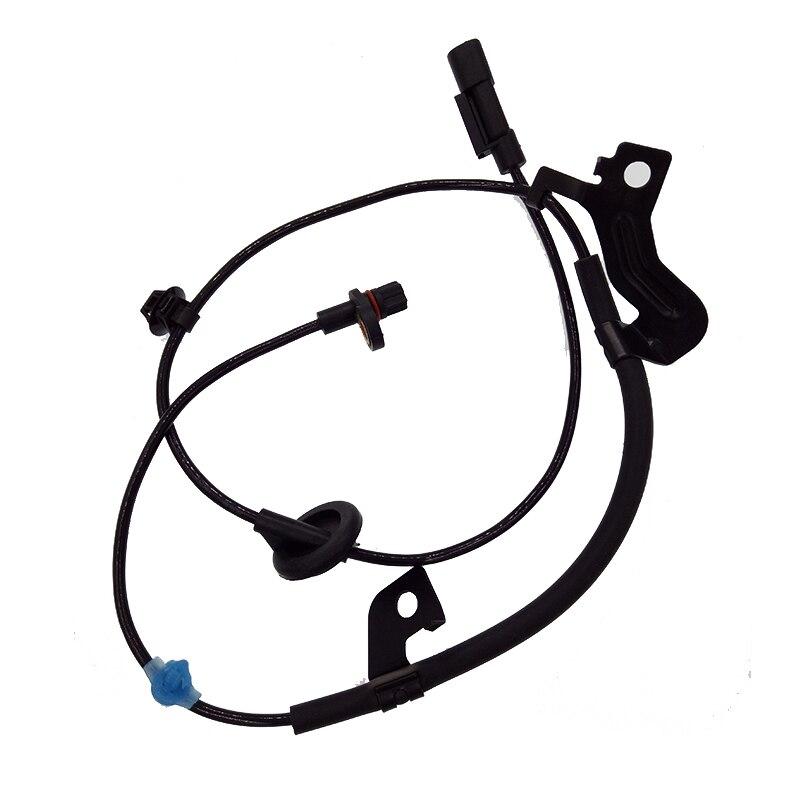 Rear Right ABS Wheel Speed Sensor 4670A580 ALS1819 For Mitsubishi Outlander Lancer VII ASX 2006 2007 2008 2009 2010 2011 2012