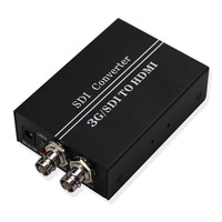 10 PCS High Quality Mini Convereter SDI To HDMI Converter HD 3G SD SDI To HDMI