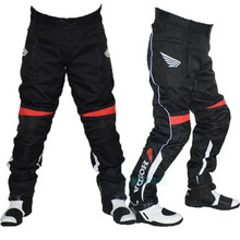 Safety Clothing warm motorcycle pants /racing trousers/ridin