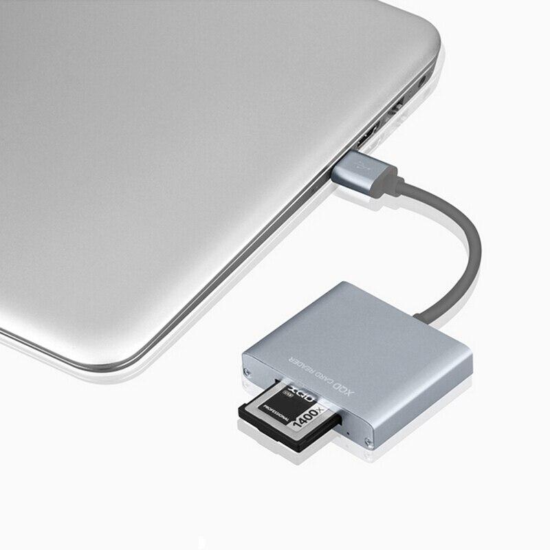XQD USB3.0 Lecteur de Carte Haute vitesse USB XQD Carte Lecteur - 5